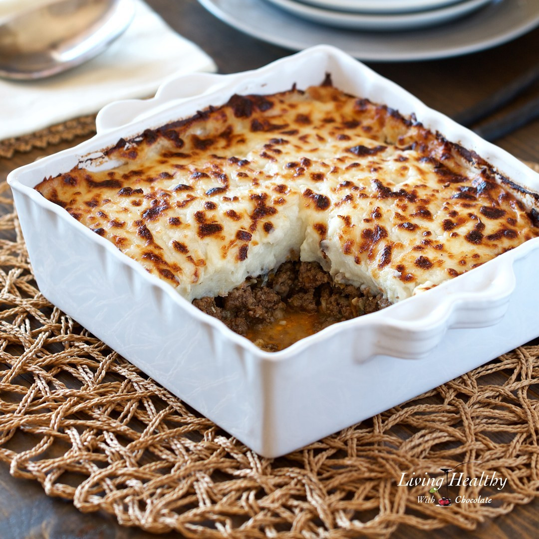 Healthy Shepherd'S Pie  Healthy Shepherd s Pie Recipe low carb paleo whole30