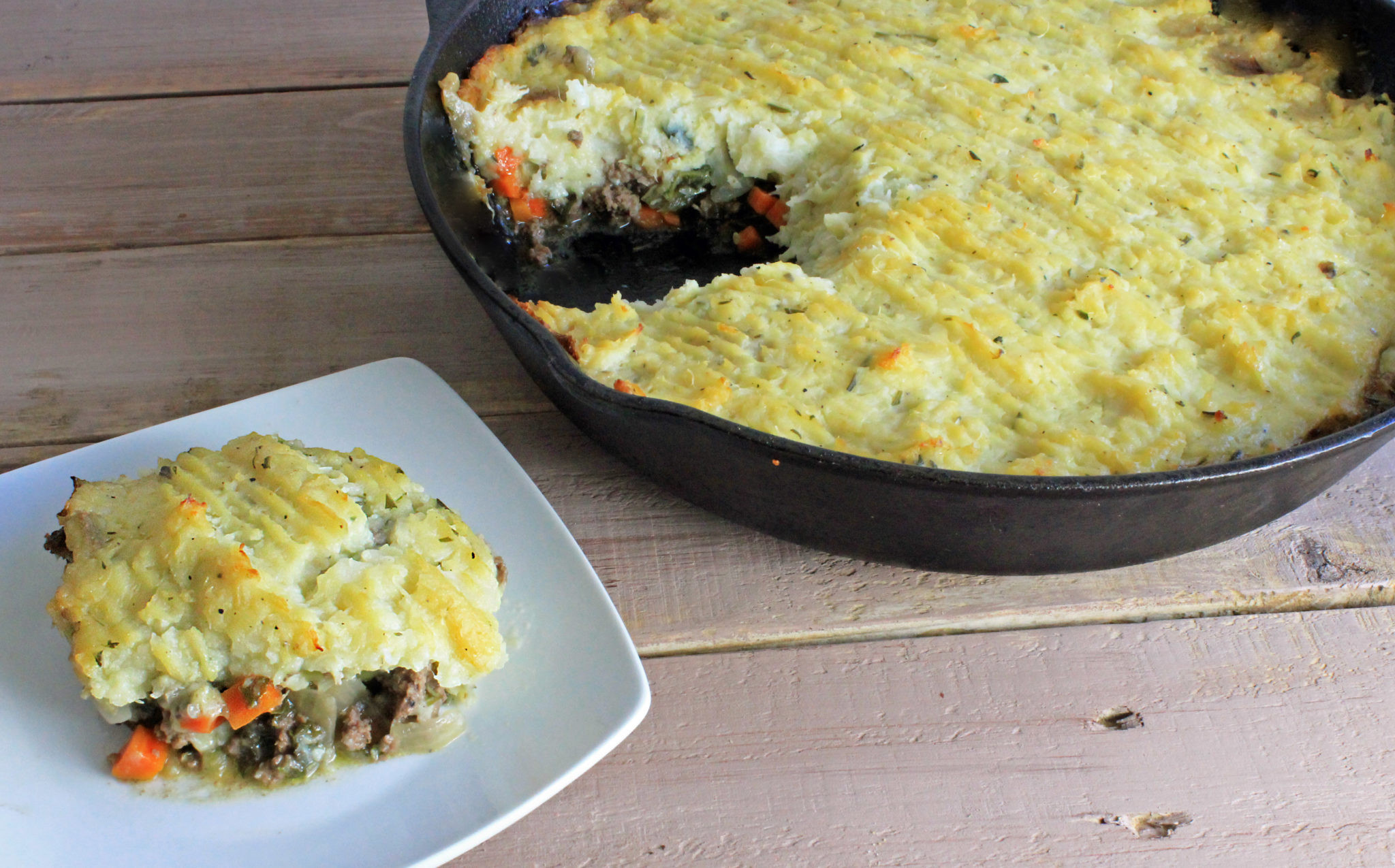 Healthy Shepherd'S Pie  RECIPE Super Healthy Shepherd s Pie Healthy Eaton