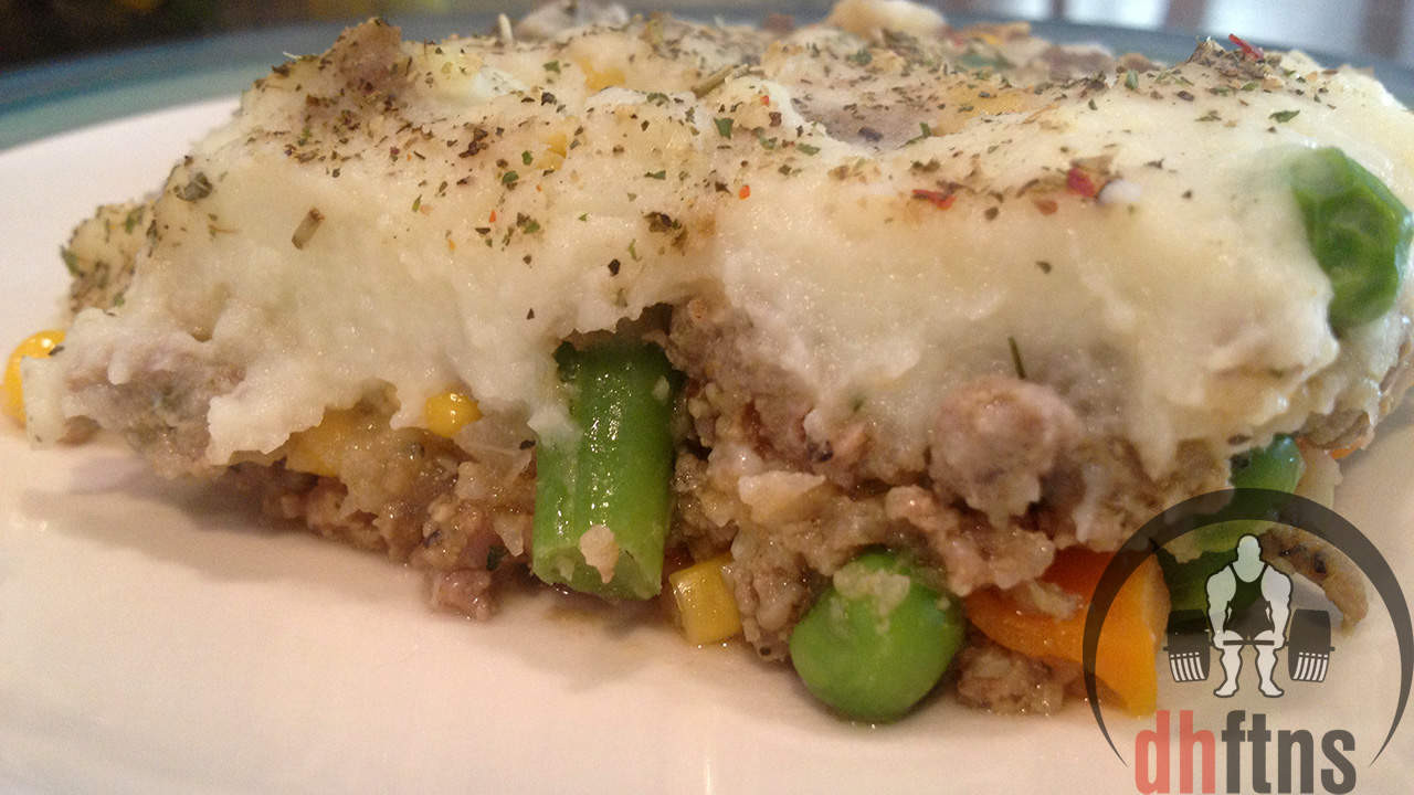 Healthy Shepherd'S Pie  HEALTHY Shepherd s Pie Recipe High Protein Calories included