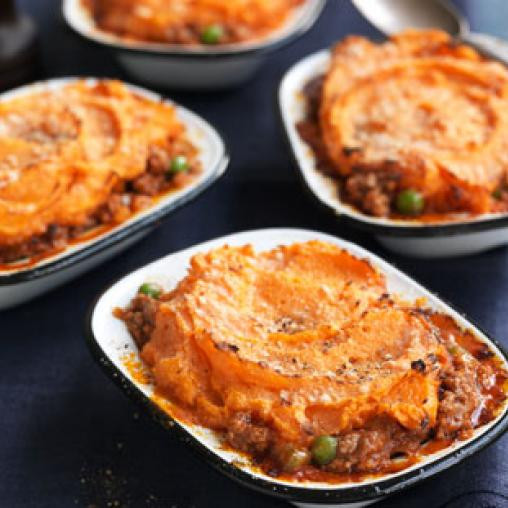 Healthy Shepherd'S Pie With Sweet Potato  Shepherd s pie with sweet potato