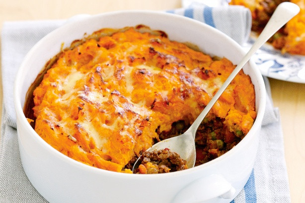 Healthy Shepherd'S Pie With Sweet Potato  Healthy Shepherd s Pie Red E Personal Training