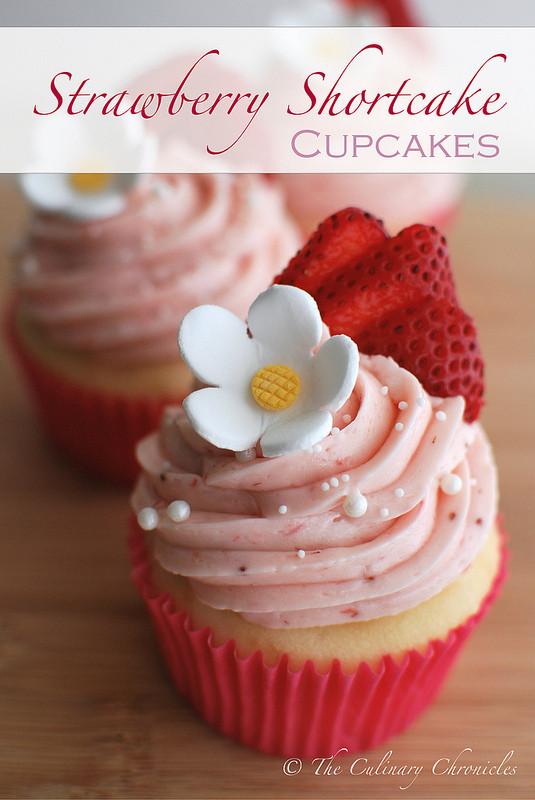 Healthy Shortcake Recipe  Strawberry Shortcake Cupcakes Recipe STL Cooks