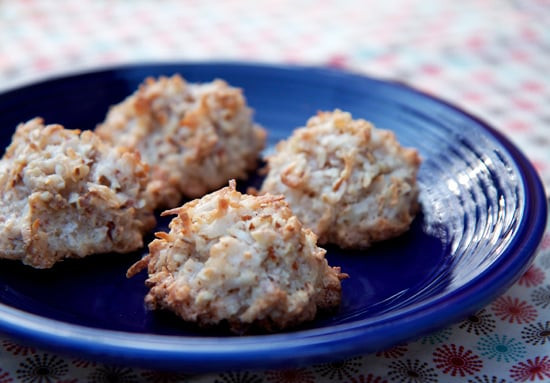 Healthy Shredded Coconut Recipes  Almond and Coconut Macaroon Recipe For Passover