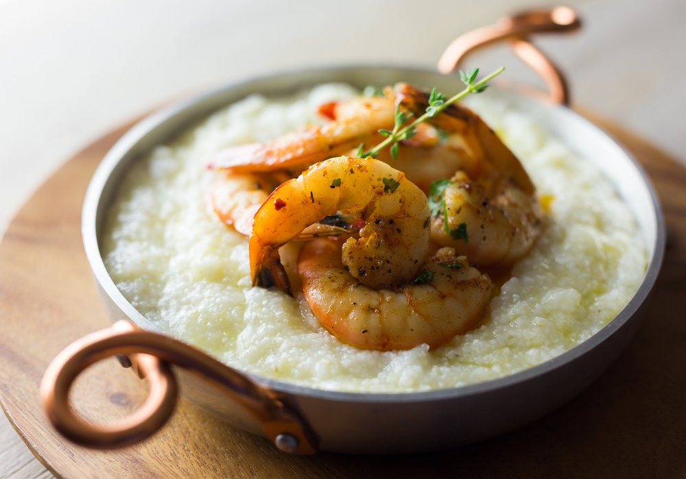 Healthy Shrimp And Grits Recipe  Healthy Shrimp and Grits Recipe