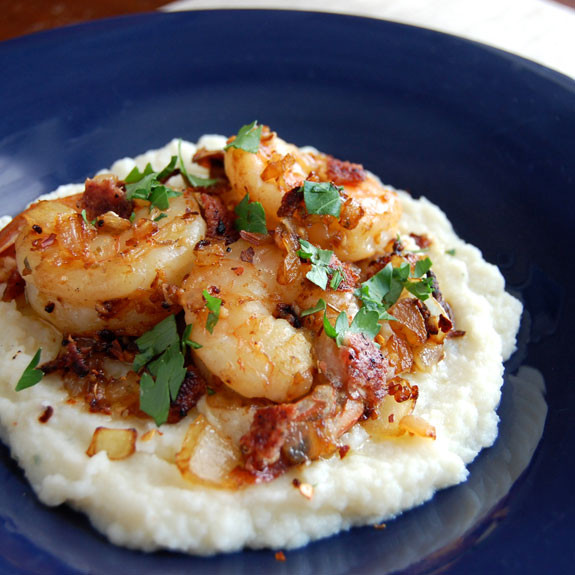 Healthy Shrimp And Grits Recipe  Shrimp & Grits Paleo Style