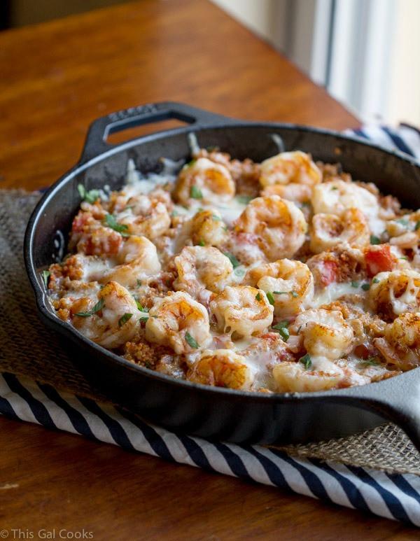 Healthy Shrimp And Quinoa Recipes  Cajun Shrimp and Quinoa Casserole