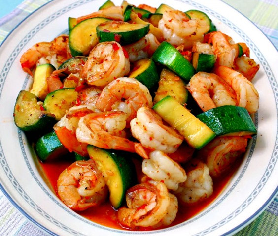 Healthy Shrimp Dinners  34 Healthy Dinner Recipes Anyone Can Make