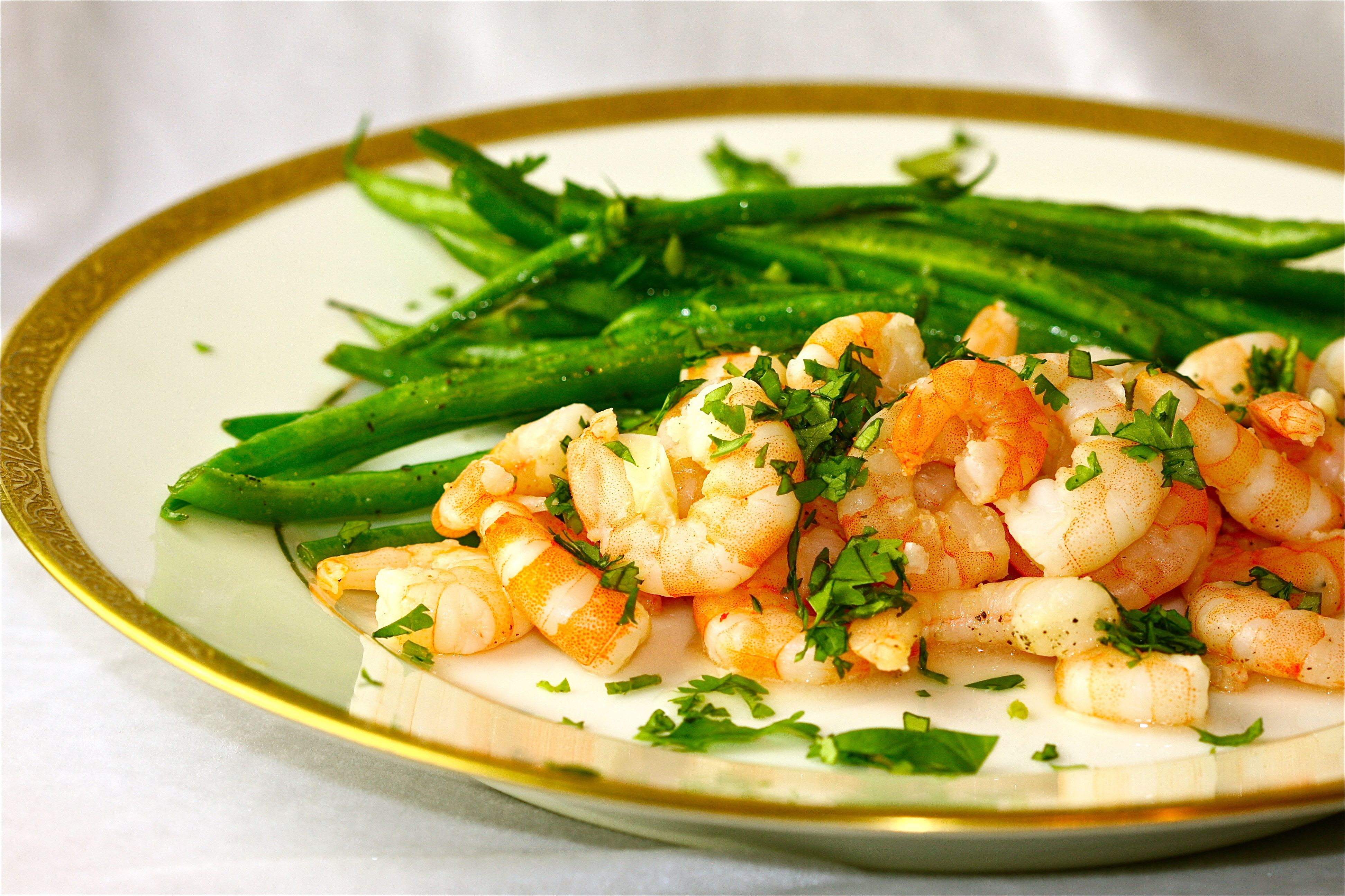 Healthy Shrimp Dinners  Easy Healthy Choice for Dinner Ali in the Valley