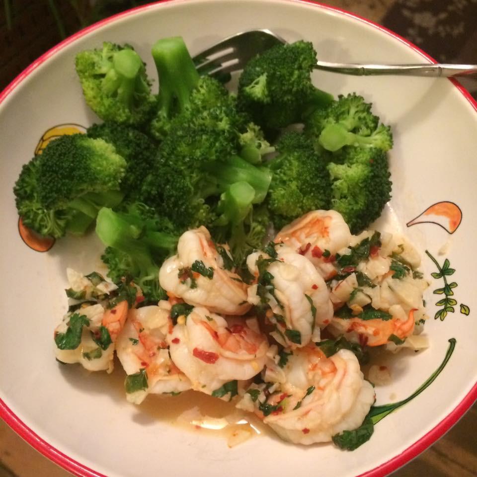 Healthy Shrimp Dinners  Healthy Shrimp Recipe – Rachel Freebairn Fitness