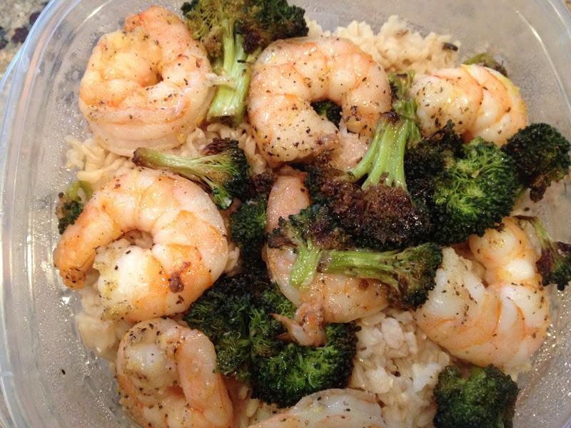 Healthy Shrimp Dinners  Sweets & Treats Healthy Shrimp Dinner