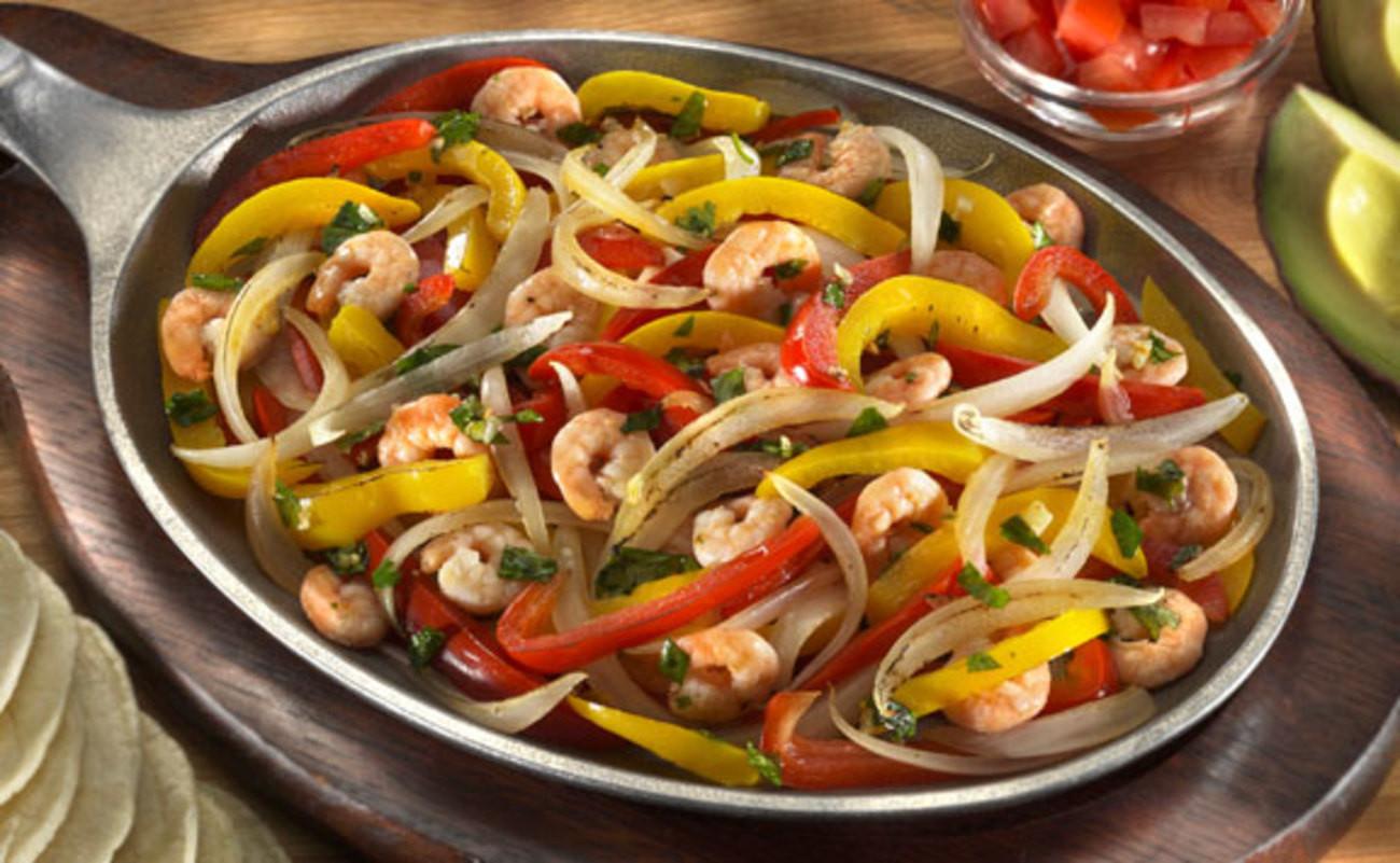 Healthy Shrimp Fajitas  Bumble Bee Tuna & Seafood Recipes