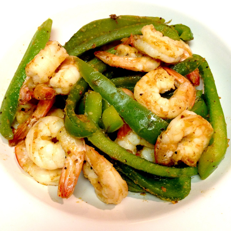 Healthy Shrimp Fajitas  Shrimp Fajitas — My Healthy Dish