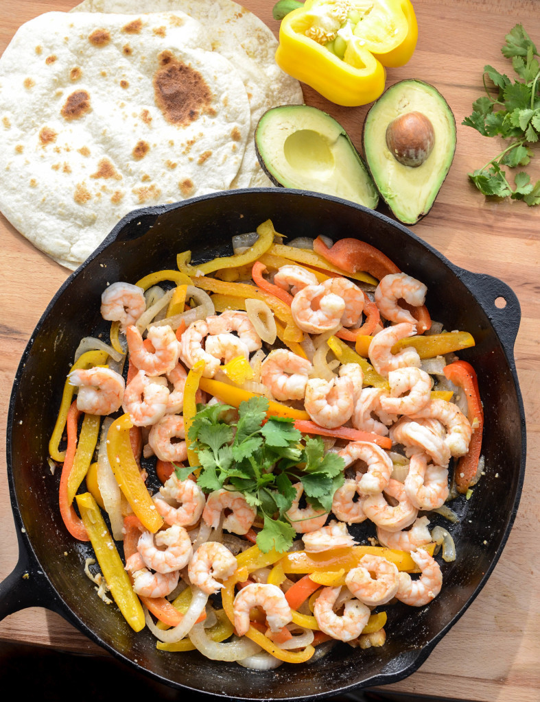 Healthy Shrimp Fajitas  10 Simple Healthy Kid Approved Meals from Costco for Less
