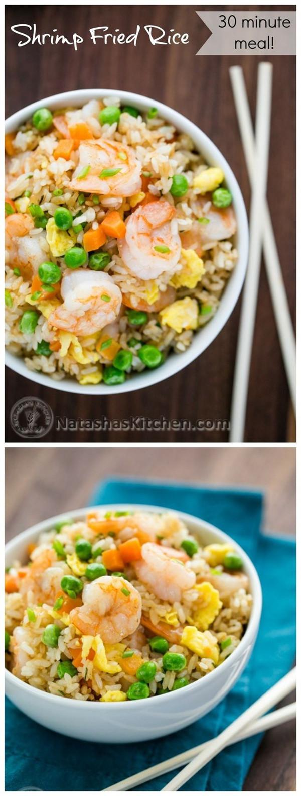 Healthy Shrimp Fried Rice  23 Easy Healthy Shrimp Recipes Pretty Designs us58