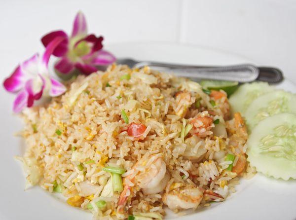 Healthy Shrimp Fried Rice  Healthy Shrimp Fried Rice – 12 Tomatoes