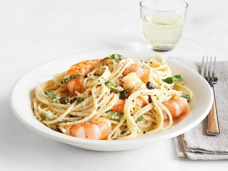 Healthy Shrimp Pasta Recipes Food Network  156 best Recipes images on Pinterest