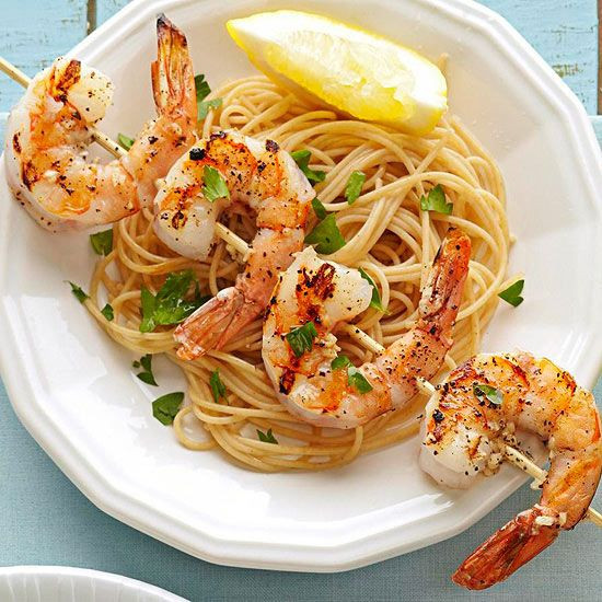 Healthy Shrimp Pasta Recipes Food Network  17 Best images about Shrimp Legally Insane Recipes on