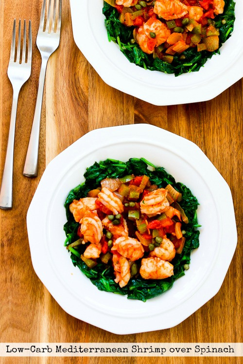 Healthy Shrimp Recipes Low Carb  Kalyn s Kitchen The BEST Deliciously Healthy Low Carb