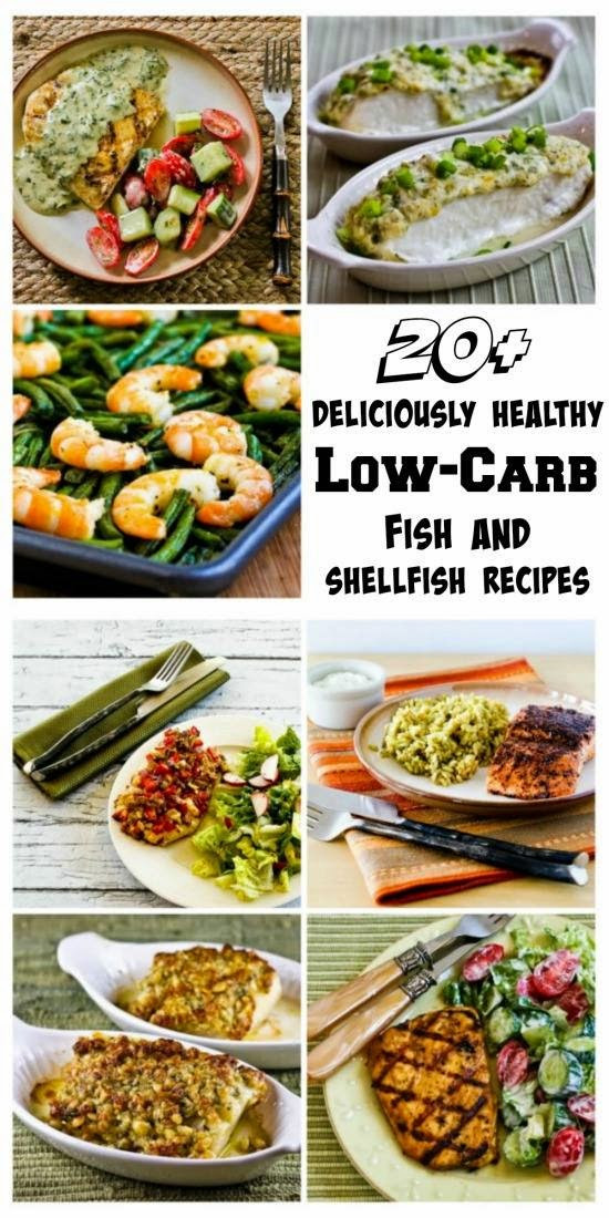 Healthy Shrimp Recipes Low Carb  20 Deliciously Healthy Low Carb Fish and Seafood Recipes