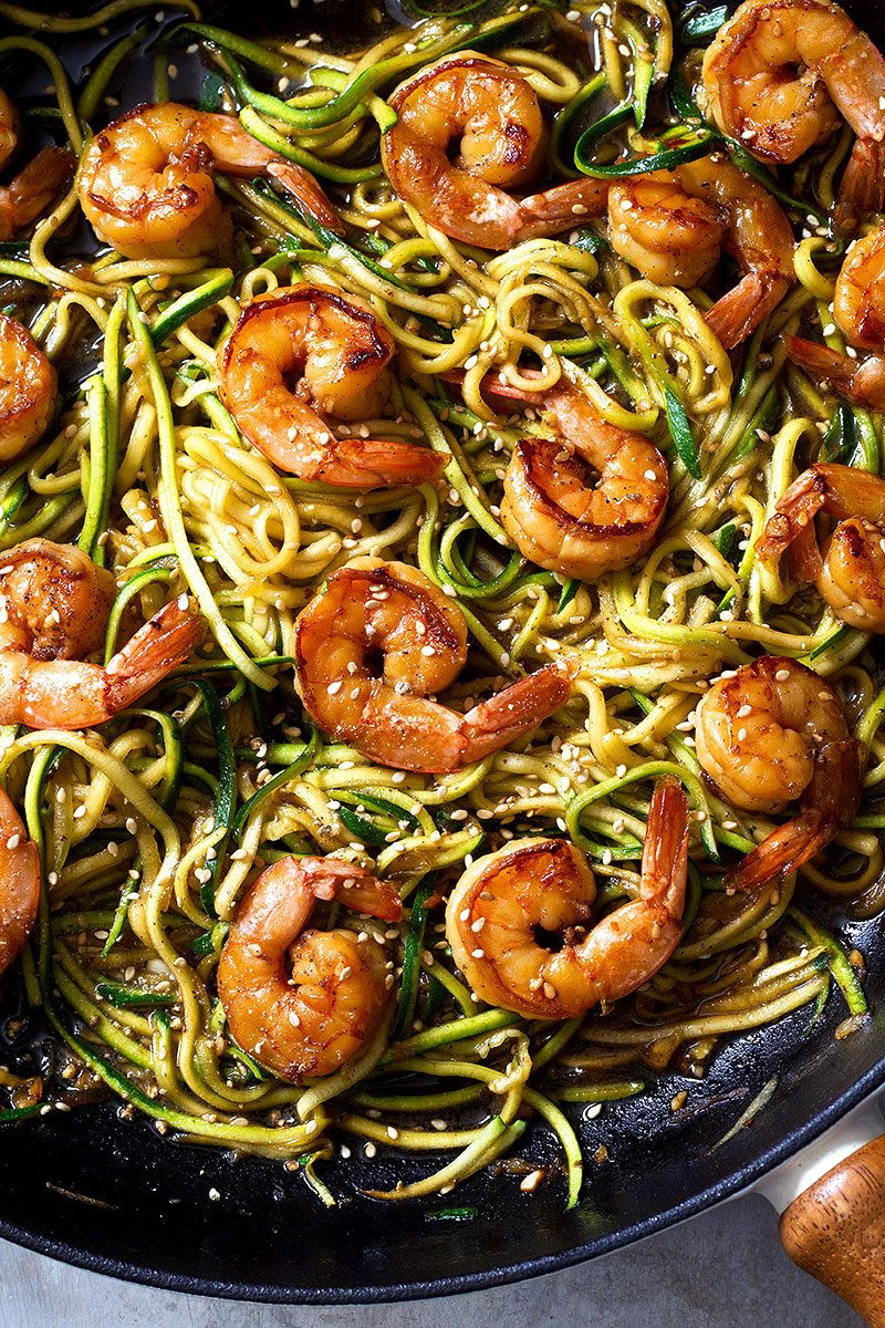 Healthy Shrimp Recipes Low Carb  Healthy Dinner Recipes 22 Fast Meals for Busy Nights