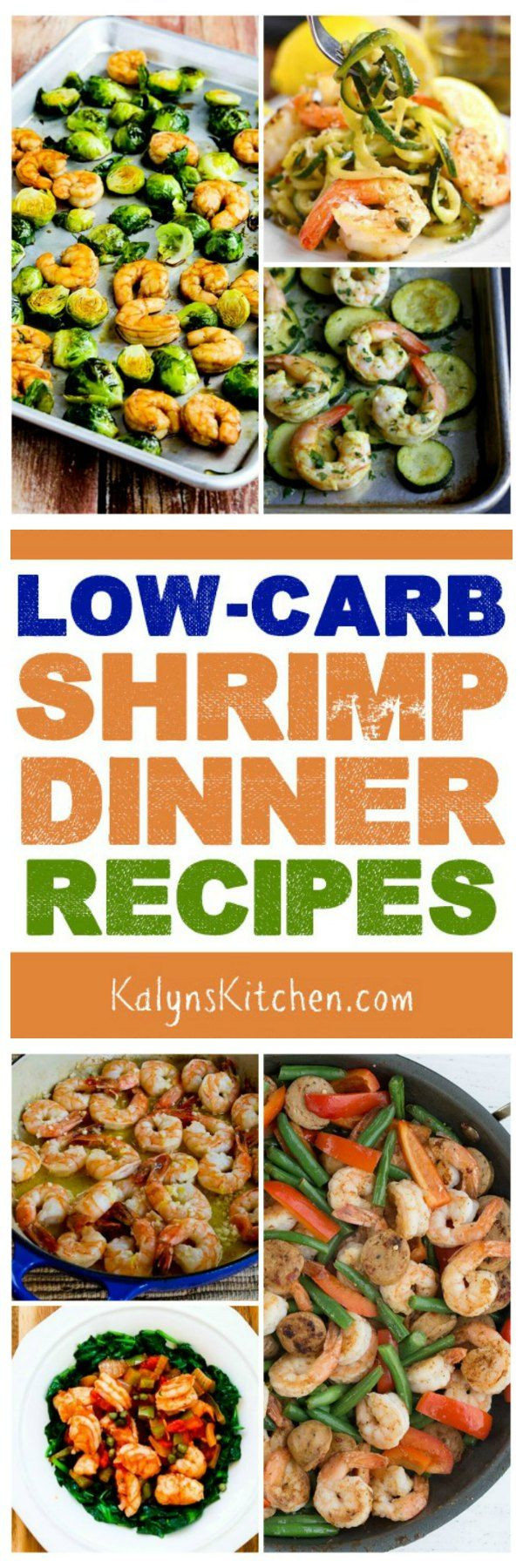 Healthy Shrimp Recipes Low Carb  Low Carb Shrimp Dinner Recipes Pinterest