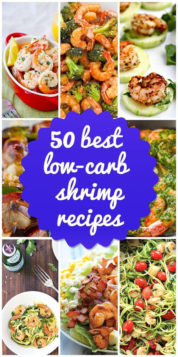 Healthy Shrimp Recipes Low Carb  Best 25 Low carb shrimp recipes ideas on Pinterest