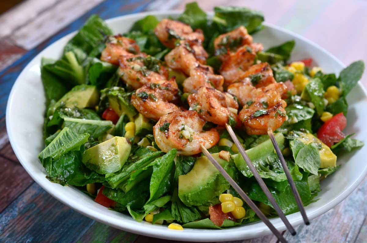 Healthy Shrimp Salad Recipes  healthy shrimp salad recipe