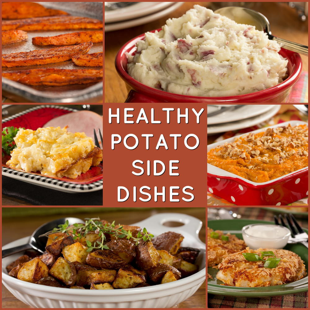 Healthy Side Dishes  10 Healthy Potato Side Dishes