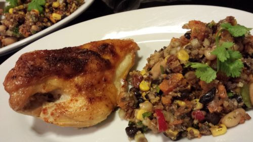 Healthy Side Dishes For Chicken  Enticing Food Pix A Food Lover s Delight