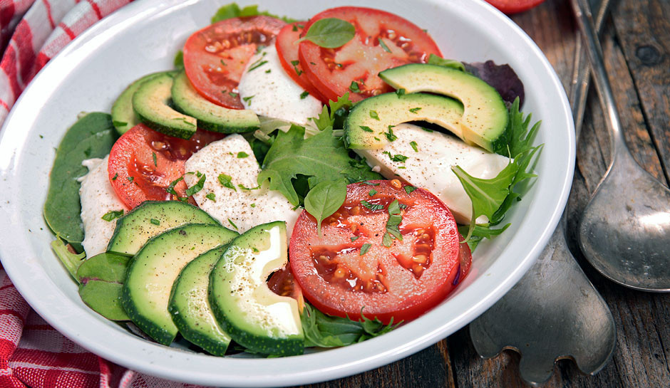 Healthy Side Dishes For Cookout  Replace The Potato Salad With Healthy Summer Cookout Side