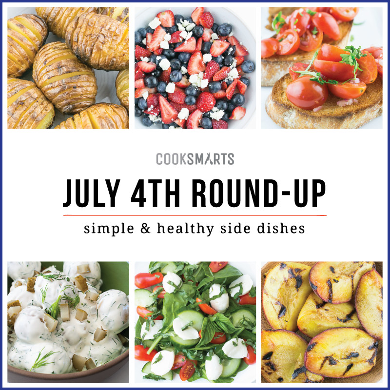 Healthy Side Dishes For Cookout  Healthy & Simple July 4th Side Dishes