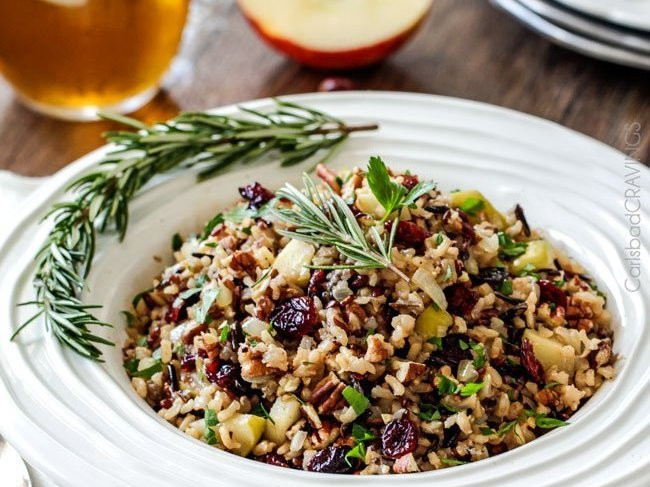 Healthy Side Dishes For Fish  6 Healthy and Delicious Holiday Side Dishes The