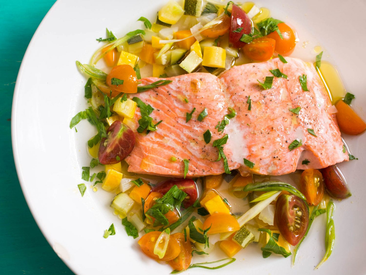 Healthy Side Dishes For Fish  What to Eat With Salmon Tried and True Side Dishes for a