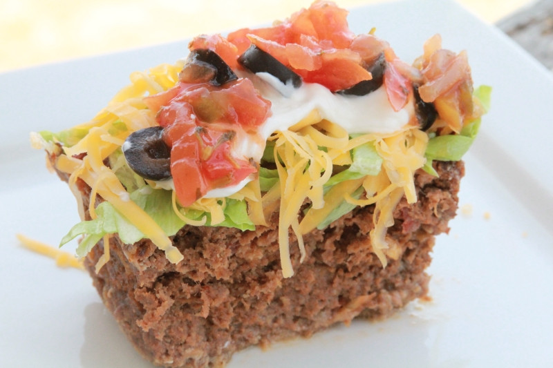 Healthy Side Dishes For Meatloaf  Mexican Meatloaf
