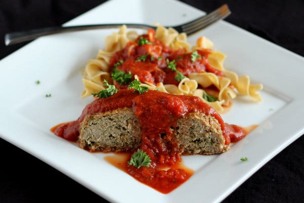 Healthy Side Dishes For Meatloaf  Italian Turkey Quinoa Meatloaf Rachel Cooks