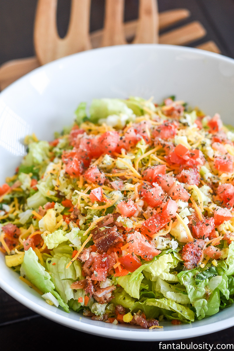 Healthy Side Dishes For Pizza  Best Side Salad Recipe of ALL Salad Recipes and SO Easy