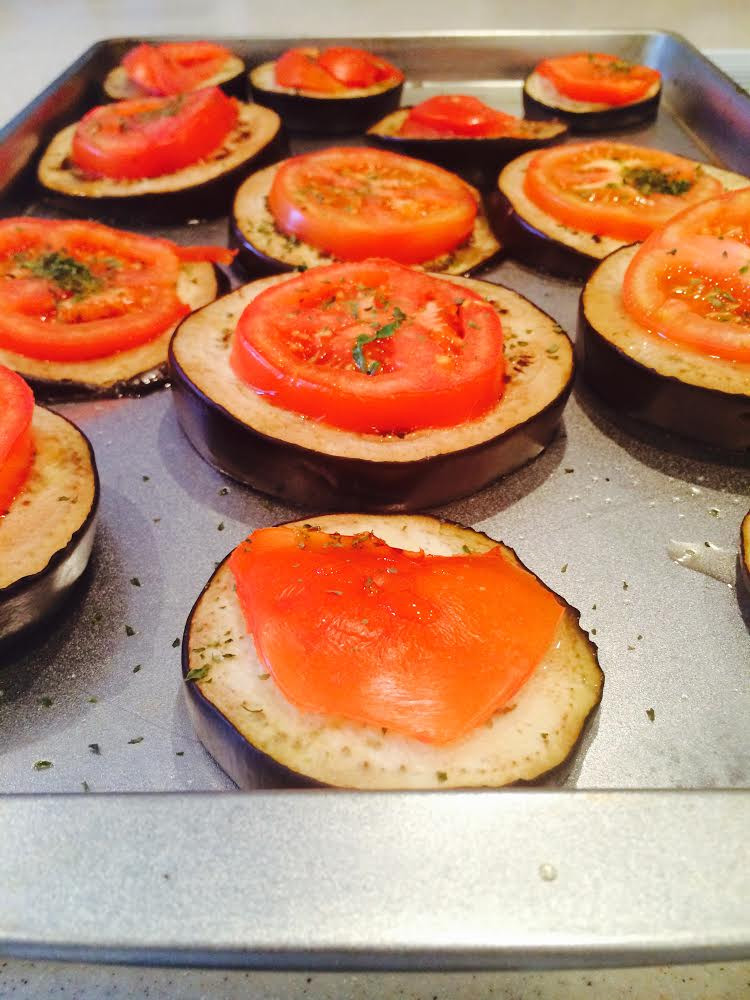 Healthy Side Dishes For Pizza  Real College Student of Atlanta Eggplant pizza healthy