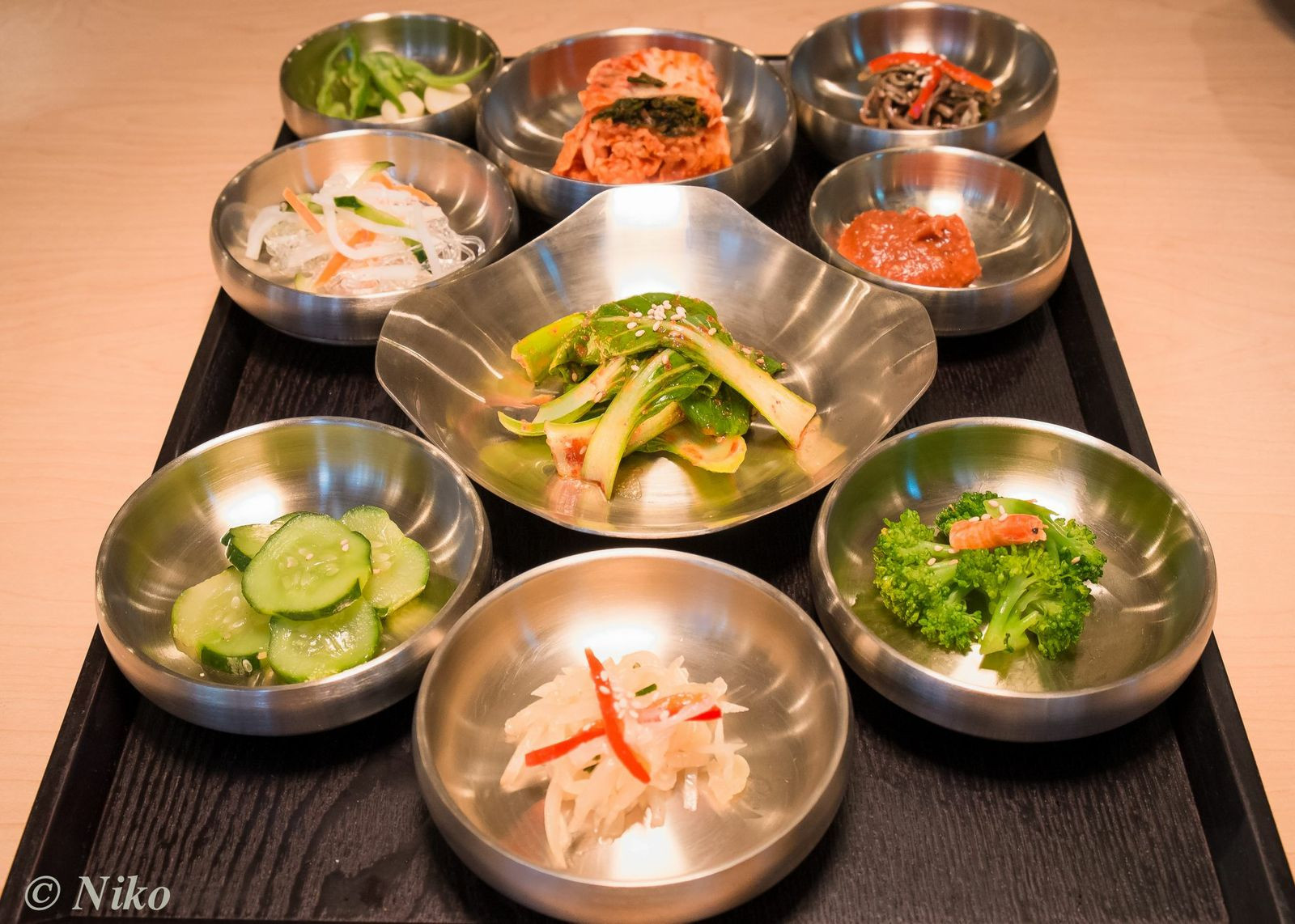 Healthy Side Dishes For Ribs  Miss Korea Korean BBQ for All
