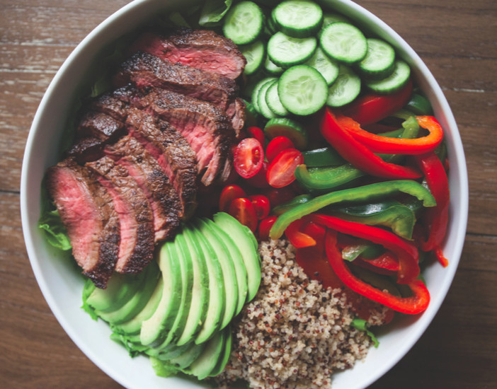 Healthy Side Dishes For Steak  My Healthy Dish Cookbook — My Healthy Dish