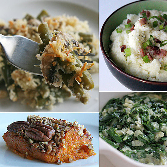 Healthy Side Dishes For Turkey  Healthy Thanksgiving Side Dishes