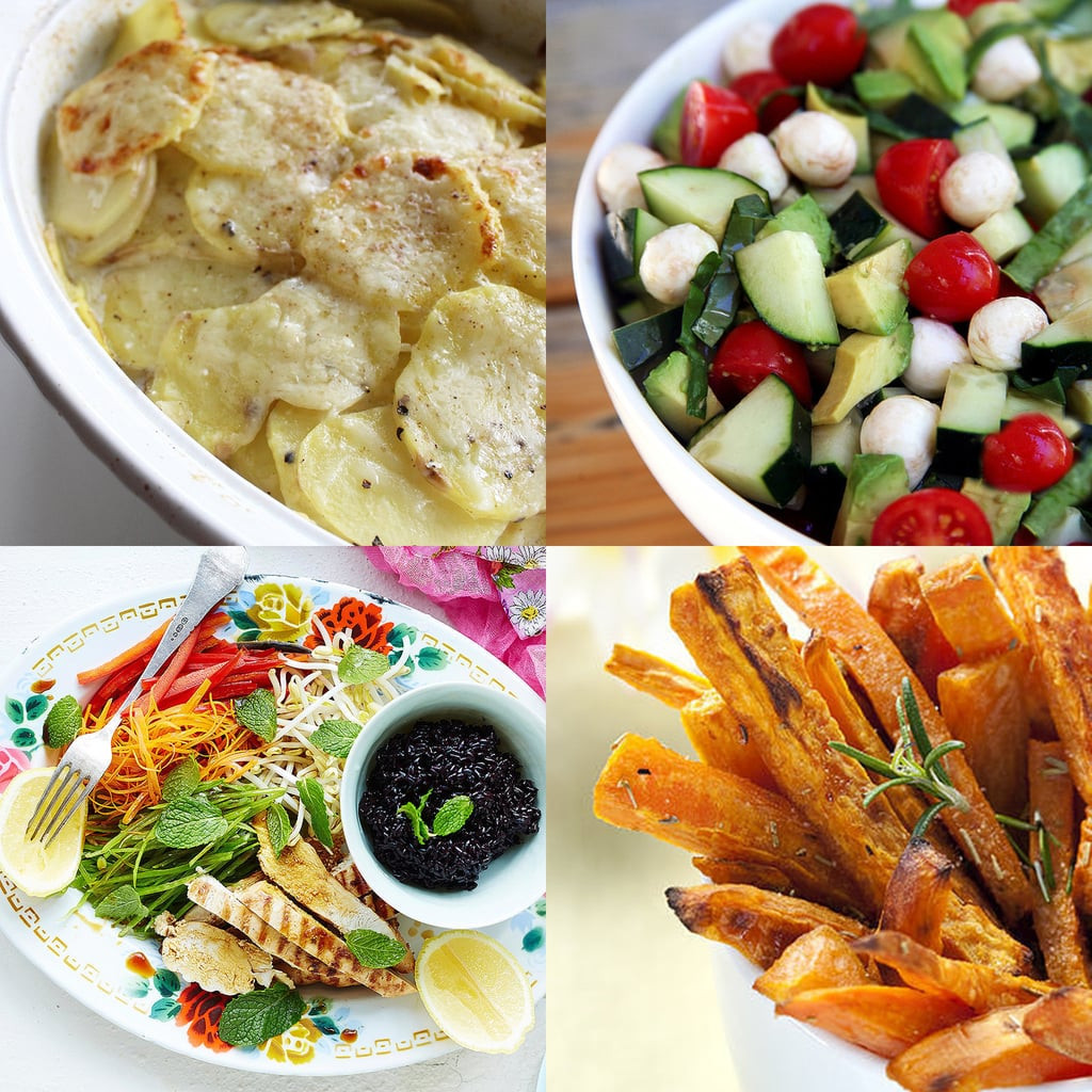 Healthy Side Salads  Healthy Sides and Salad Recipes For a Summer BBQ