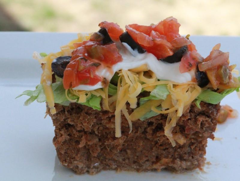 Healthy Sides For Meatloaf  Mexican Meatloaf