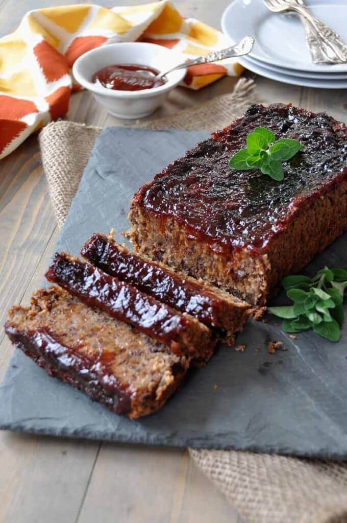 Healthy Sides For Meatloaf  30 Incredible Vegan Thanksgiving Dinner Recipes Main Dish Sides