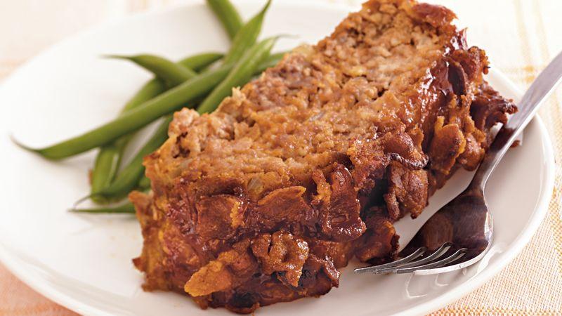 Healthy Sides For Meatloaf  Carnivore's Meatloaf Recipe BettyCrocker