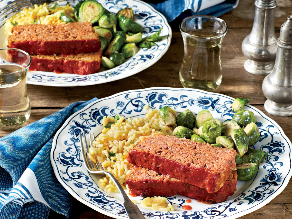 Healthy Sides For Meatloaf  Easy Healthy Side Dish Recipe Ideas Southern Living