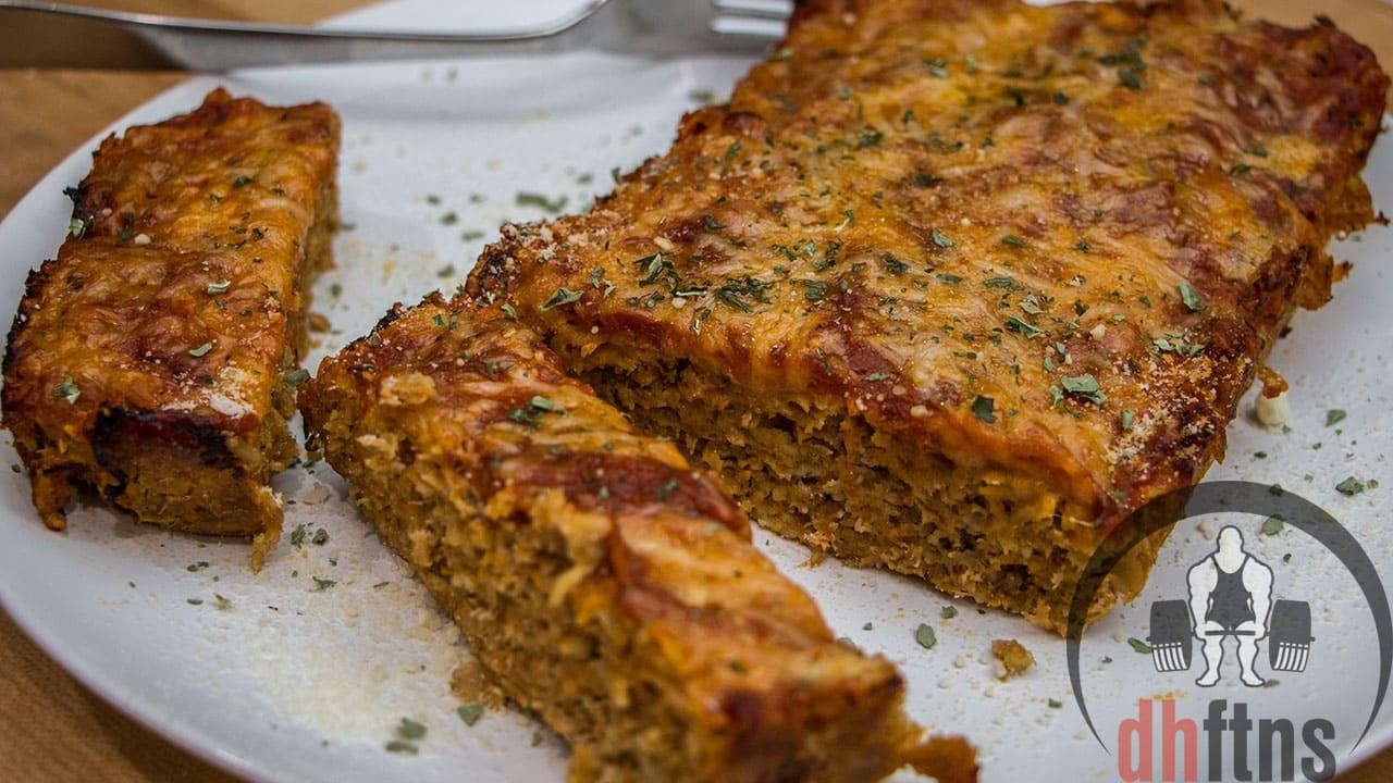 Healthy Sides For Meatloaf  Healthy MEATLOAF Parmesan Recipe Meal Prep