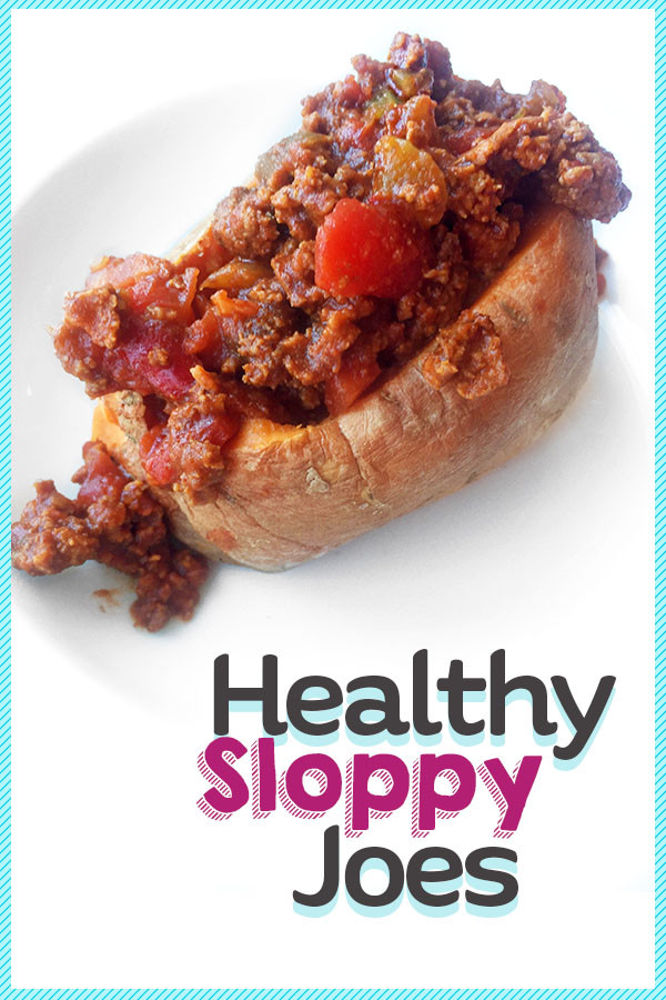 Healthy Sides For Sloppy Joes  Healthy Sloppy Joes plus Slow Cooker Vs Instant Pot