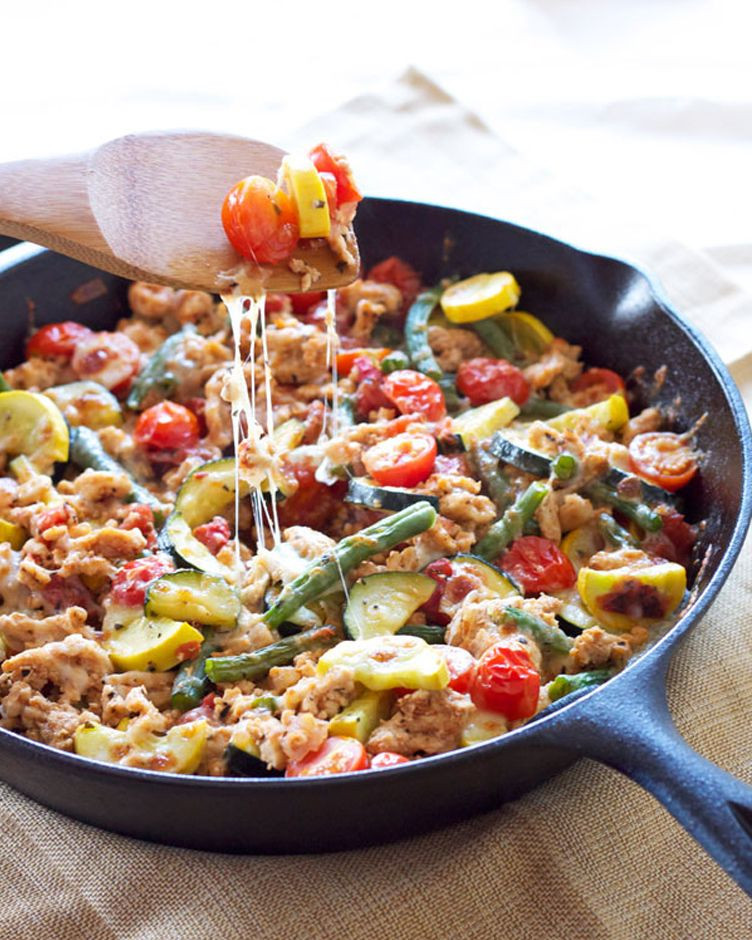 Healthy Skillet Dinners  34 Healthy Dinner Recipes Anyone Can Make