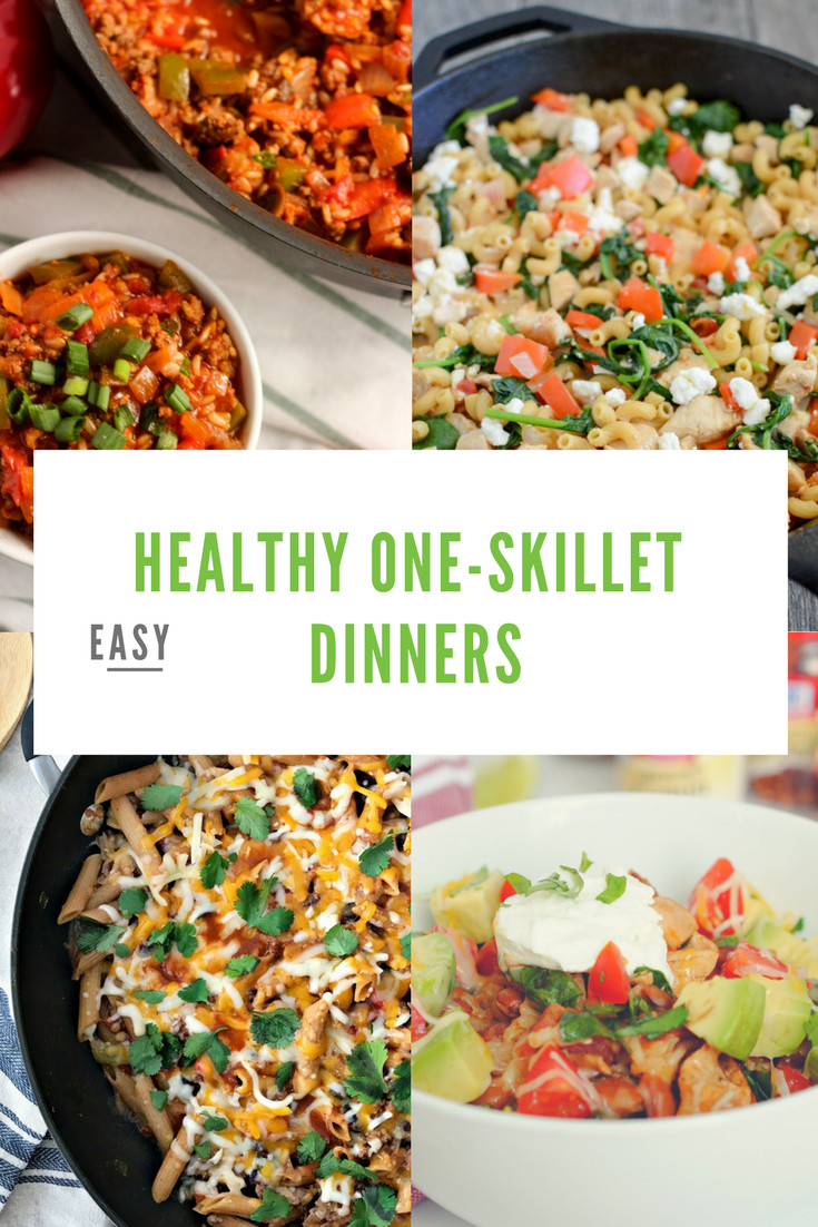 Healthy Skillet Dinners  e Skillet Dinners