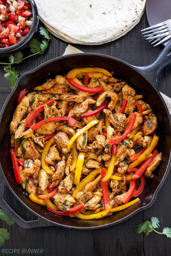 Healthy Skillet Dinners  19 Healthy Skillet Dinners e Pan